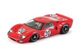 NSR0020SW Ford GT40 N°20 Red