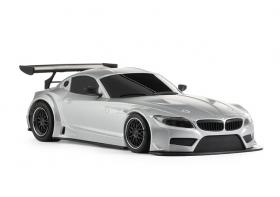 NSR1193AW BMW Z4 E89 - test Car Silver AW King EVO3