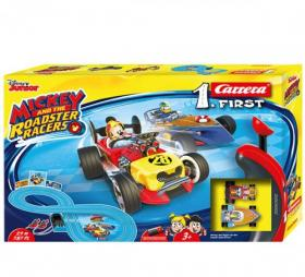 20063012 CARRERA FIRST Mickey and the Roadster Racers