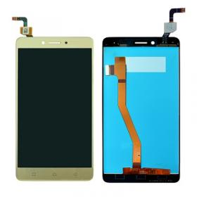 Lenovo K6 Note K53A48 Original Lcd+Touch (gold)