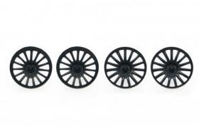 Pa61 wheel covers type R18 (4 x)