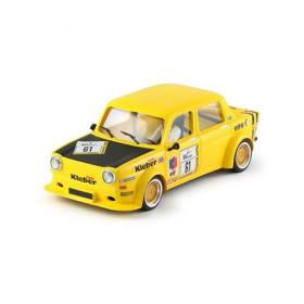 TTS001 Simca 1000 Gr.2 N°61 Yellow Edition